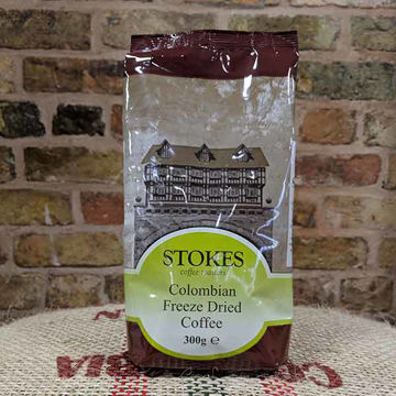 Picture of Freeze Dried Instant Coffee (10x300g)