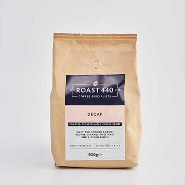 Picture of Decaffeinated Coffee Beans (10x500g)