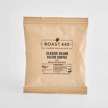 Picture of Classic Blend Filter Coffee (60x60g)