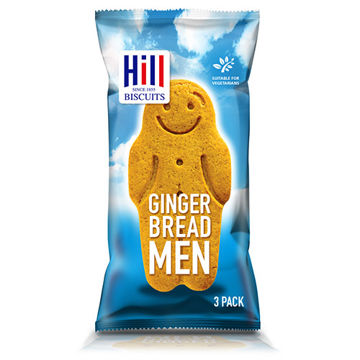 Picture of Gingerbread Men (80)