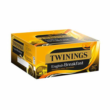 Picture of English Breakfast Tea Bags (6x50)