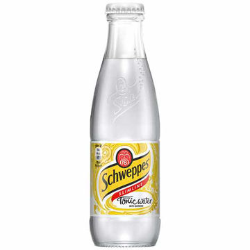 Picture of Schweppes Slimline Tonic Water (24x200ml)