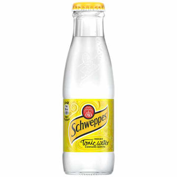 Picture of Schweppes Tonic Water (24x125ml)