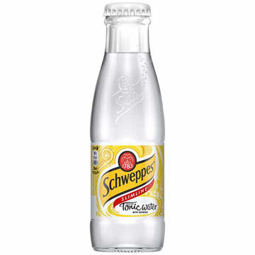 Picture of Schweppes Slimline Tonic Water (24x125ml)