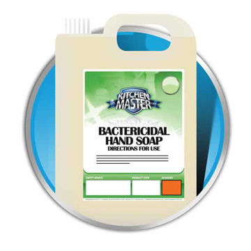 Picture of Bactericidal Hand Soap (4x5L)