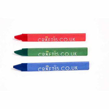 Picture of Triangle Crayons (200)
