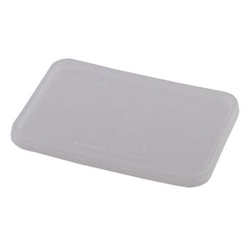 Picture of 176 x 120 x 6mm Translucent PP Lids (10x50)