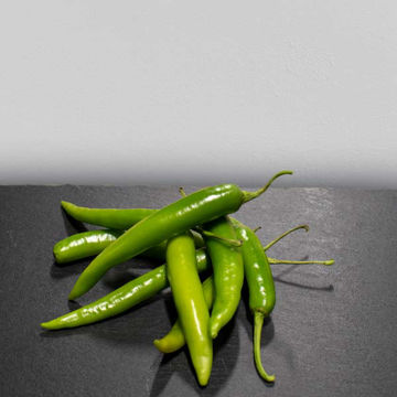 Picture of Green Chillies (250g Wgt)