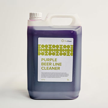 Picture of Purple Beer Line Cleaner (4x5L)
