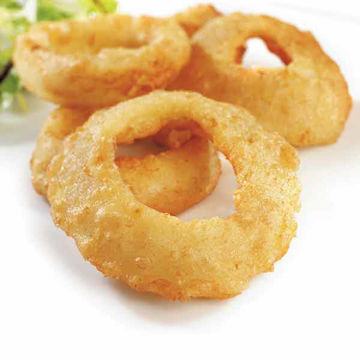 Picture of Beer Battered Onion Rings (6x1kg)