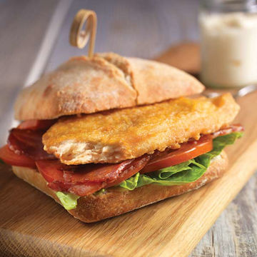 Picture of Battered Chicken Breast Burger (2x1.02kg)