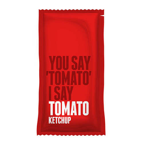 Picture of Tomato Ketchup Sachets (198)