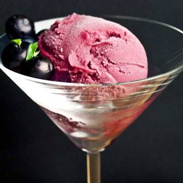 Picture of Yorvale Blackcurrant Sorbet (8x2L)