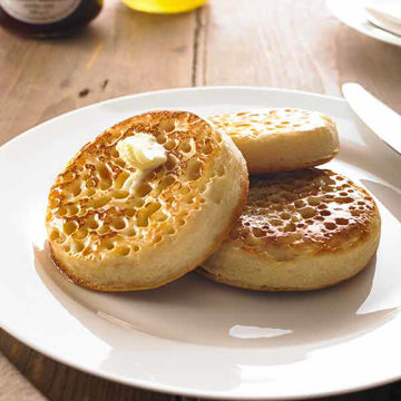 Picture of Crumpets (12x8)