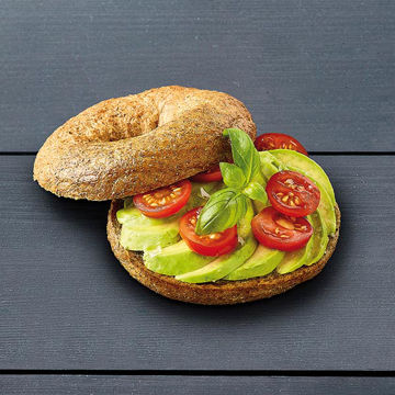 Picture of Wholemeal Bagels (24x115g)