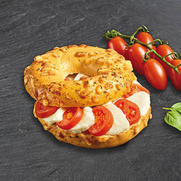 Picture of Super Soft Pizza Bagel (24x115g)