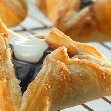 Picture of Puff Pastry Squares (96x54g)