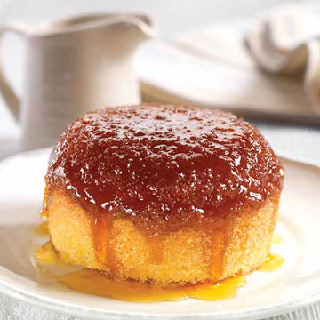 Picture of Syrup Sponge Puddings (round) (12x140g)