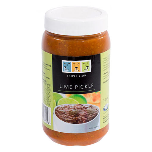 Picture of Lime Pickle (4x1.2kg)
