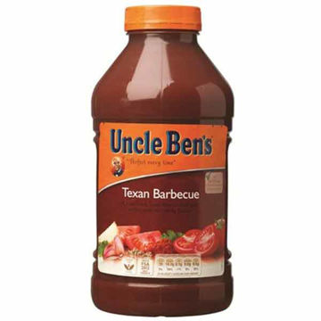 Picture of Uncle Ben's Texan Barbecue Sauce (2x2.51kg)
