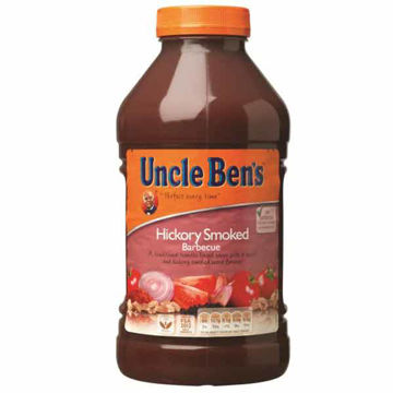 Picture of Uncle Ben's Hickory Smoked BBQ (2x2.49kg)