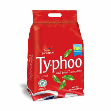 Picture of Typhoo 1 Cup Tea Bags (2x1100)