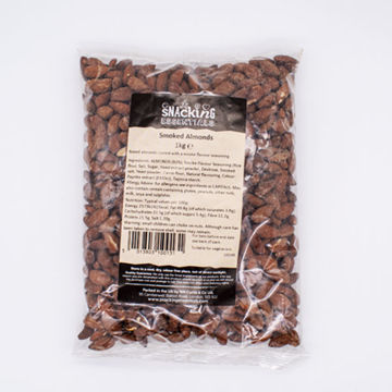Picture of Smoked Almonds (6x1kg)