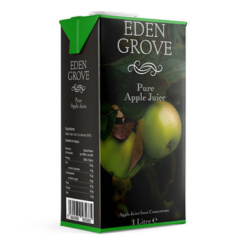 Picture of Pure Apple Juice (12x1ltr)
