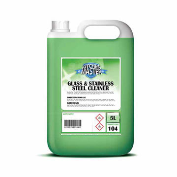 Picture of Glass & Stainless Steel Cleaner (2x5L)