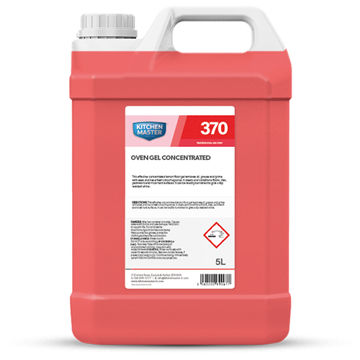 Picture of Concentrated Oven Gel - 370 (4x5L)
