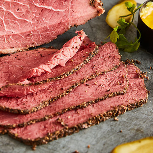 Picture of Sliced Pastrami (15x500g)