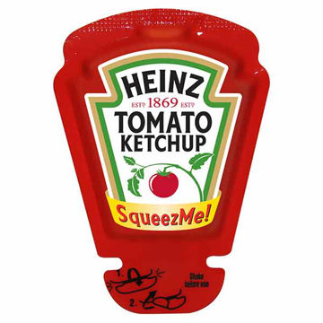 Picture of SqueezMe! Tomato Ketchup (100x26ml)