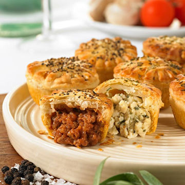Picture of Mini Pie Selection (2x24)
