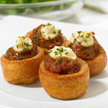 Picture of Yorkshire Pudding Canapes (48x14g)