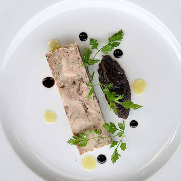 Picture of Chicken & Duck with Red Onion Marmalade Terrine (3 x 500g)