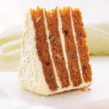 Picture of Four High Carrot Cake (2x16ptn)