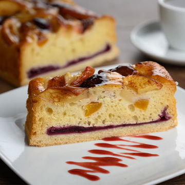 Picture of Spiced Fruits Vanilla Slice (16ptn)