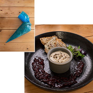 Picture of Peppered Mackerel Pâté with Lime (Piping Bag) (3 x500g)