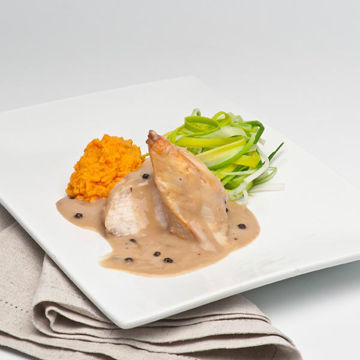 Picture of Chicken with Whiskey & Peppercorn (12x320g)