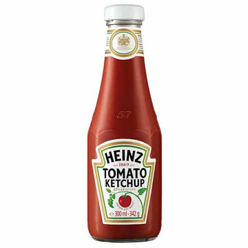 Picture of Heinz Tomato Ketchup (12x342g)