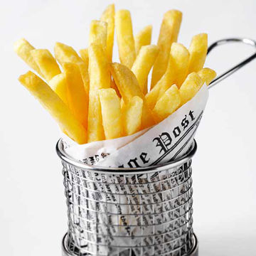 Picture of Skin-off Fries - Thin Cut 3/8 (4x2.27kg)