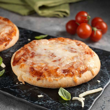 """Picture of 5"""" Cheese & Tomato Pizzas (30x5inch)"""