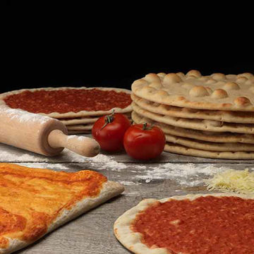 """Picture of 12"""" Stonebaked Pizza Crusts (18x12inch)"""