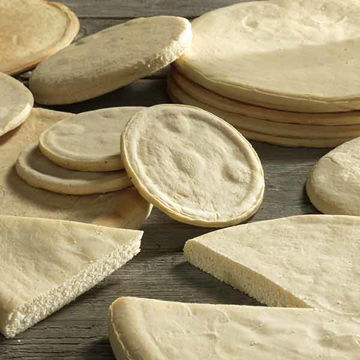 """Picture of 12"""" Deep Pan Pizza Crusts (10x12inch)"""
