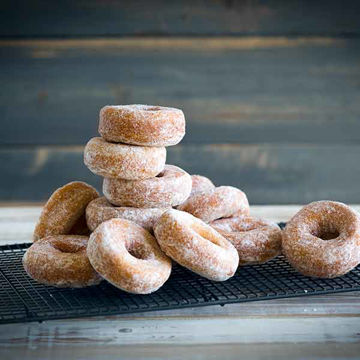 Picture of Sugar Ring Doughnuts (60)
