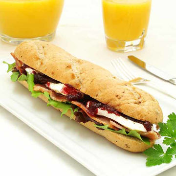 Picture of Malted Wheat Baguettes (40)