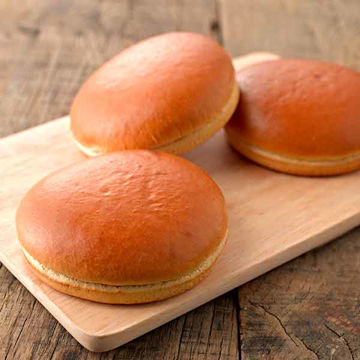 Picture of Gourmet Glazed Burger Buns (4x12)