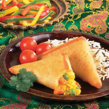 Picture of Daloon Vegetable Samosas (40x70g)