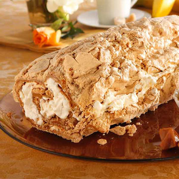 Picture of Banoffee Meringue Roulade (2x10ptn)