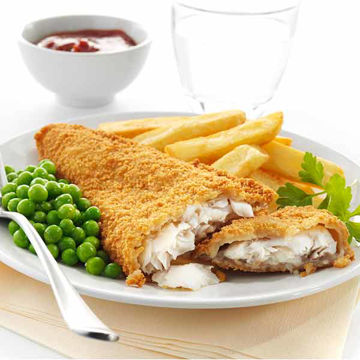 Picture of Breaded Haddock (170-200g) (18)
